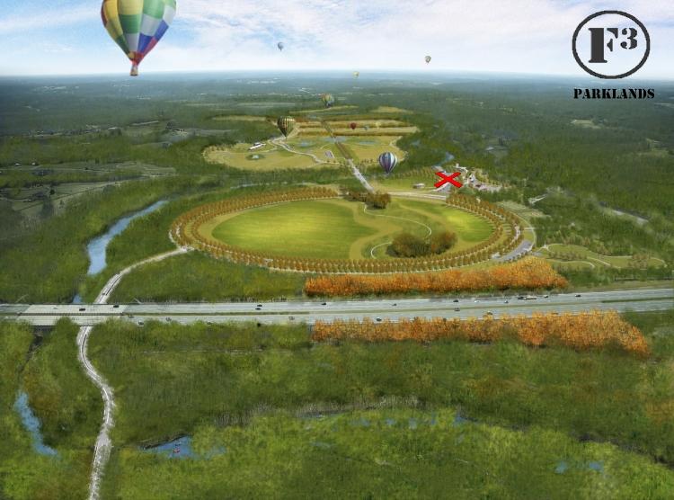 F3 Parklands Aeriel