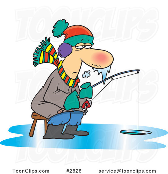 cartoon-frozen-guy-ice-fishing-by-toonaday-2828