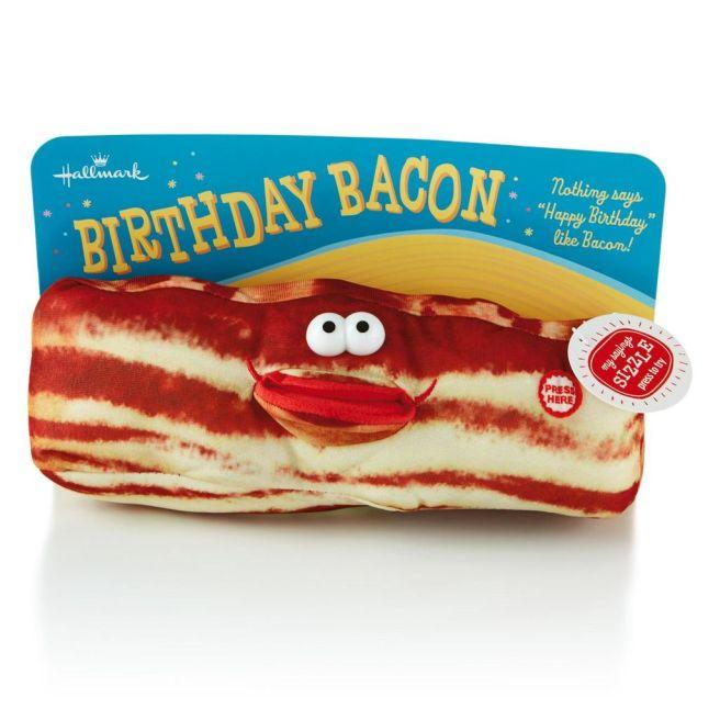 bday bacon