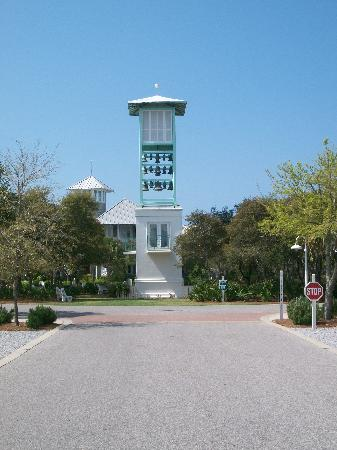 carillon-beach bell tower
