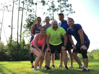 carillon beach workout group